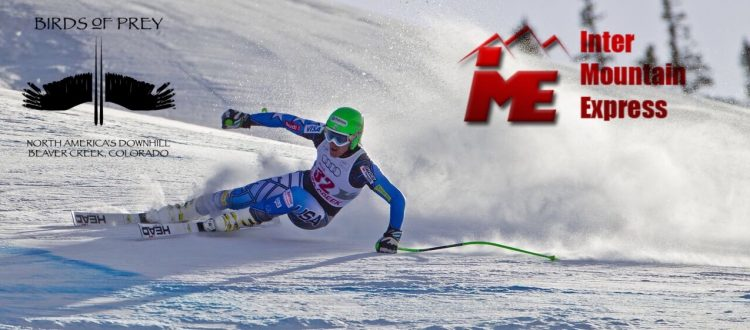 1-3th December 2017 Birds of Prey World Cup in Beaver Creek Mountain