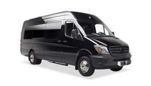 Denver to Vail limo_LUXURY VAN 1-14 PASSENGER (2)