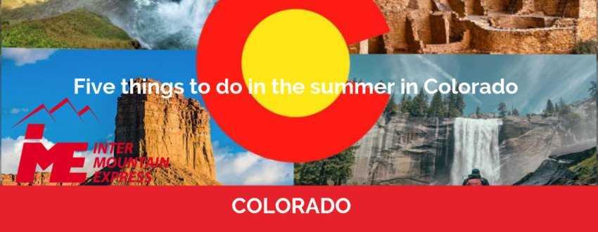 Vail to Denver transportation
