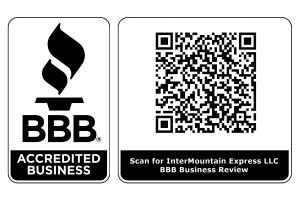 QRCode BBB Intermountain express