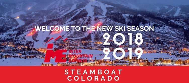 Denver to Steamboat transportation