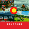 What to visit in Colorado this august - car service from Denver to Brackenridge