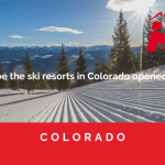 When will be the ski resorts in Colorado opened this year
