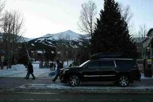 Aspen to Denver shuttle