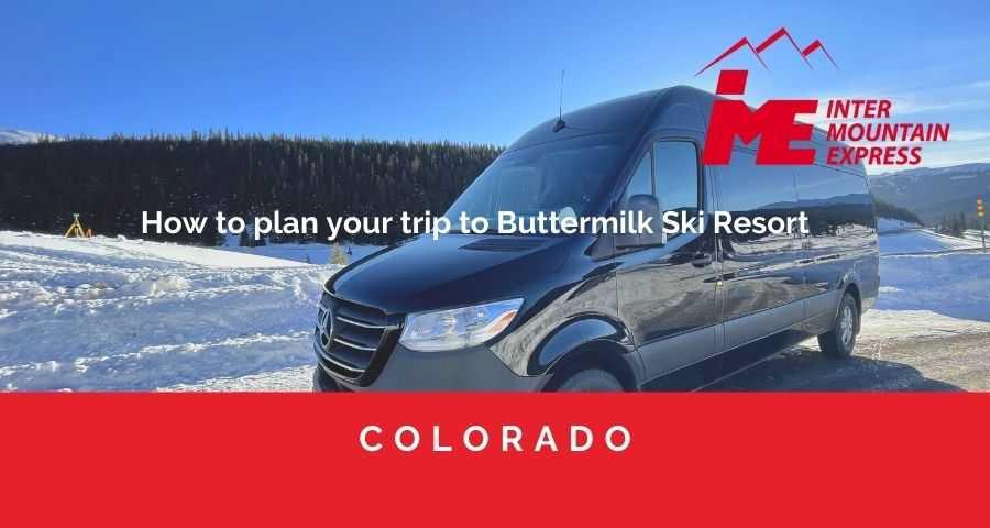 Buttermilk Ski Resort & Aspen Mountain Ski Resort, Snowmass - Buttermilk limo service - buttermilk shuttle